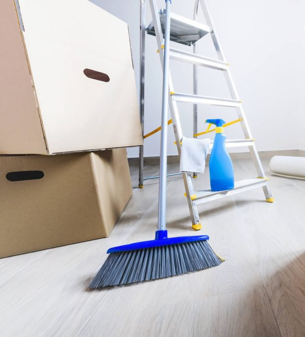 vancouver move out cleaning service