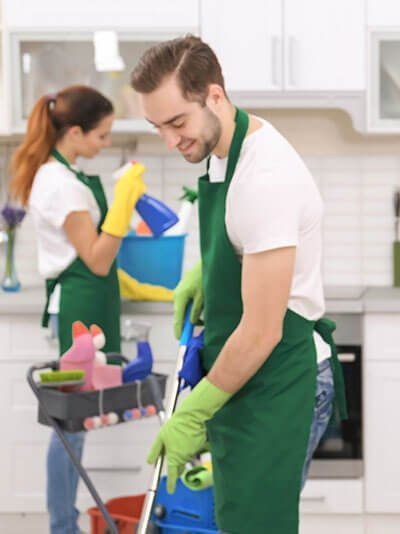 cleaning agency vancouver