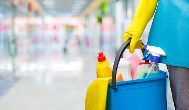 retail store cleaning vancouver