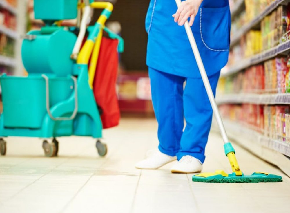 vancouver retail store cleaning