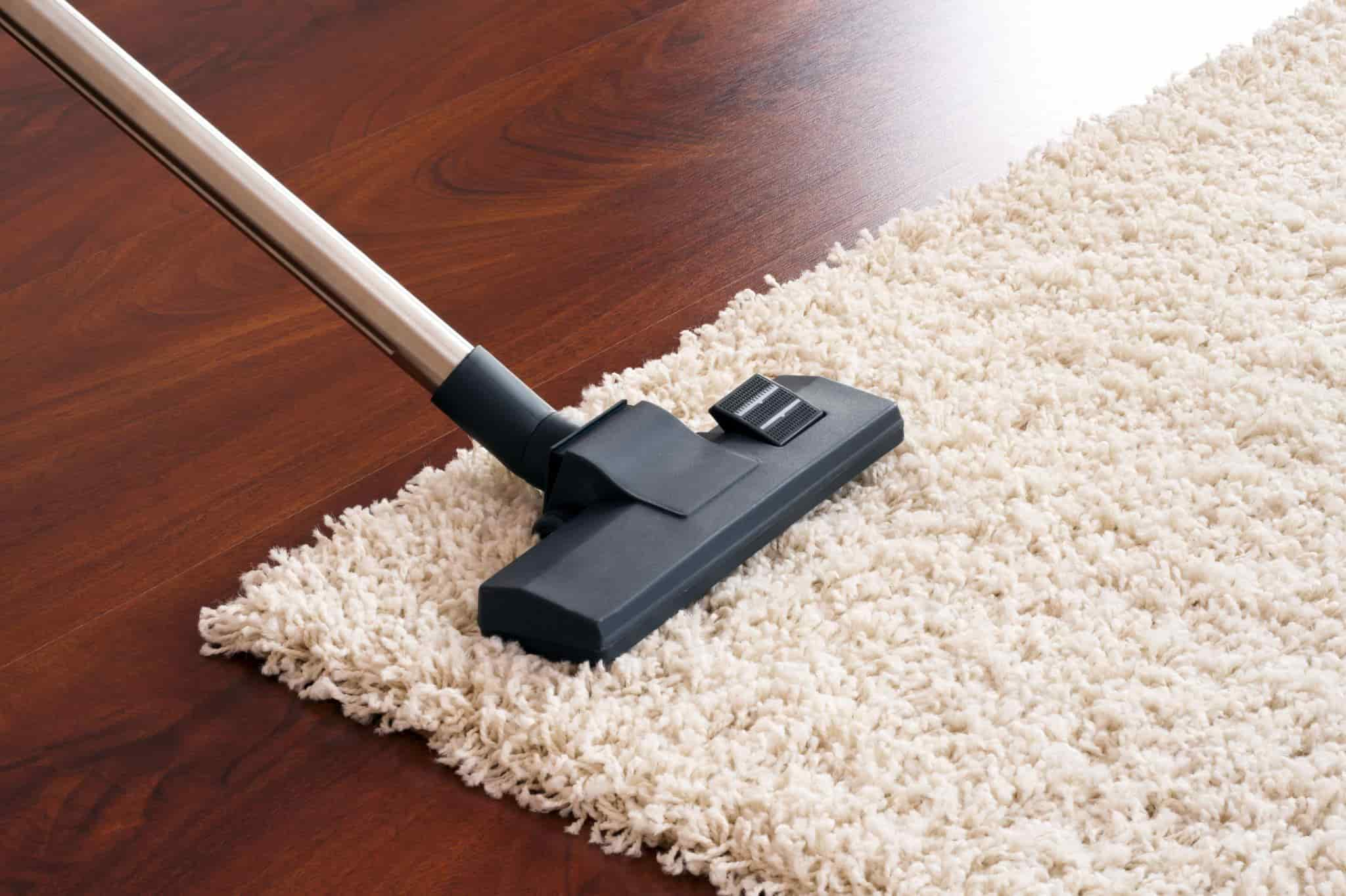 area rug cleaning methods