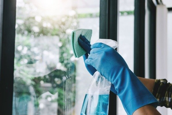 Glass Surface Cleaning Vancity Janitorial