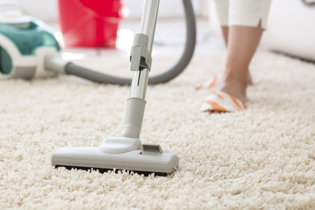 post cleaning carpet odor