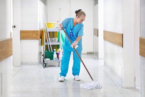Medical Clinic Cleaning